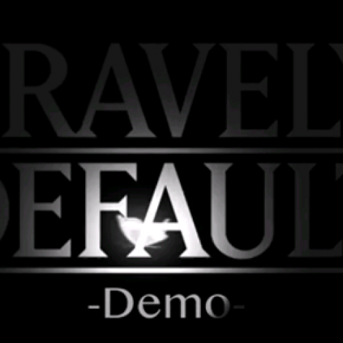 Remember to download the Bravely Default demo starting today