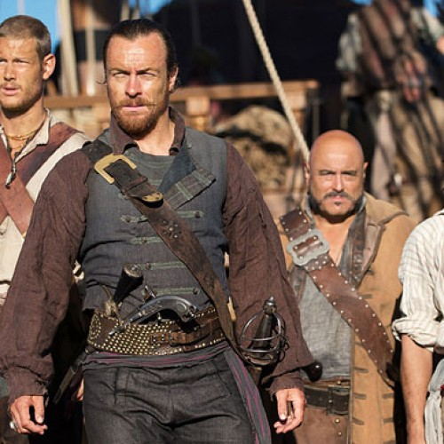 NR Podcast #32: Black Sails, Steam Box, Harassment, Delaying DC Film