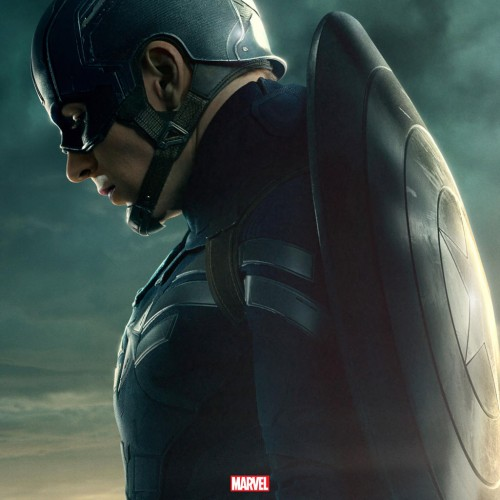 Newly released Captain America: The Winter Soldier posters and pics