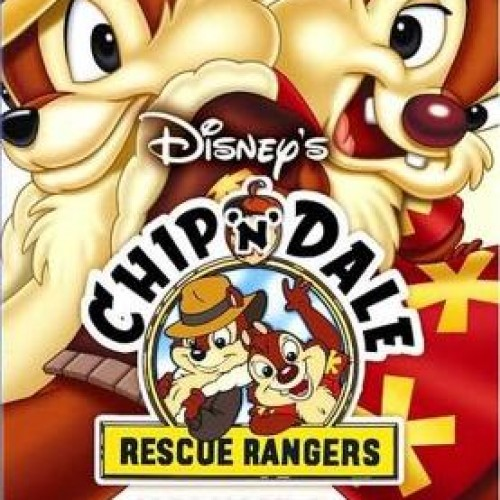 Chip 'n Dale Rescue Ranger movie is happening