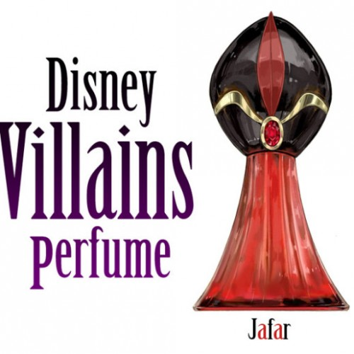 Disney villains get their own perfume