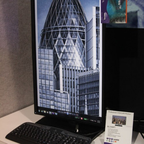 CES 2014: BenQ shows G-Sync Gaming monitors, projectors and lighting equipment