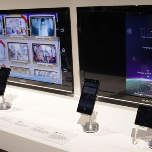 CES 2014: Sony Booth impresses once again