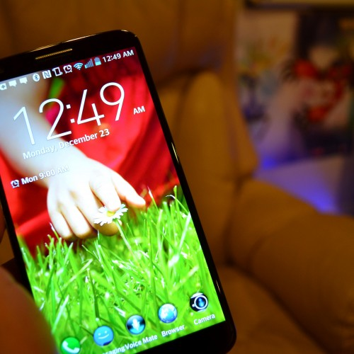 Review: The LG G2