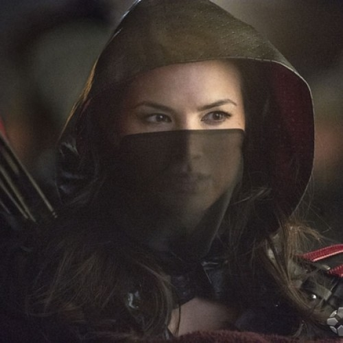 Pictures of Ra's al Ghul's daughter on Arrow