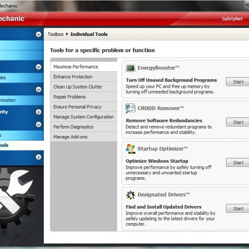 System Mechanic 12.5 could help your troubled system