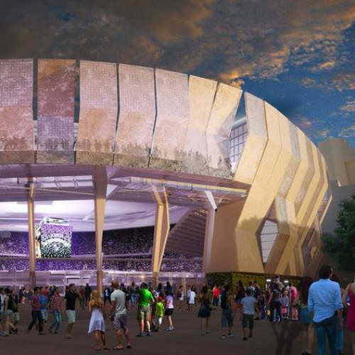 Sacramento Kings' new arena – Mixing sports with technology