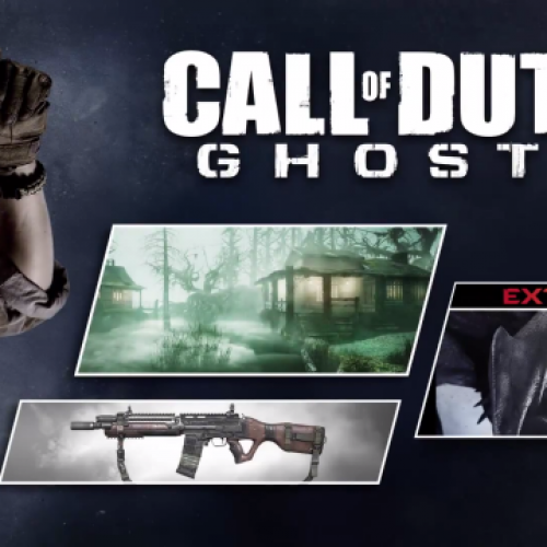 Call of Duty: Ghosts' new DLC 'Onslaught' announcement