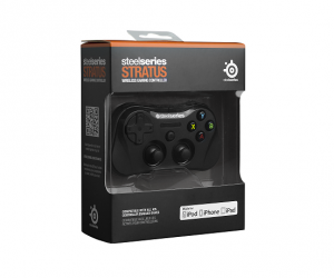 SteelSeries Stratus Packaging