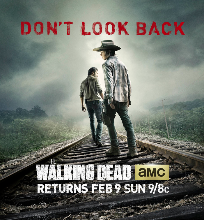 The Walking Dead Season 4 midseason