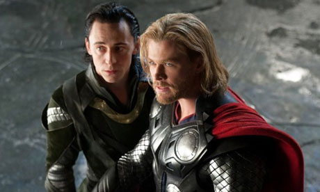 Thor: The Dark World film still