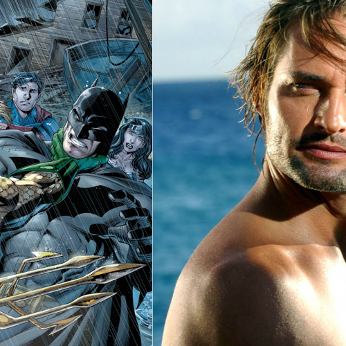 Aquaman in Batman vs. Superman? Hell Yeah!