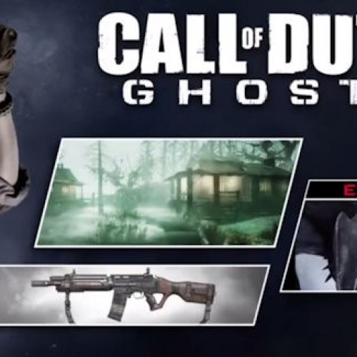 New maps in Call of Duty: Ghosts 'Onslaught' DLC
