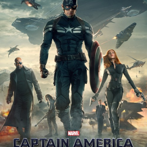 Check out the full 'Captain America: The Winter Soldier' Super Bowl trailer