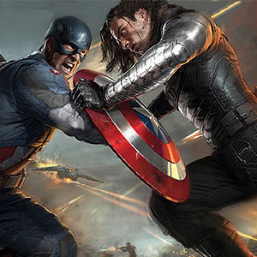 Chris Evans and Sebastian Stan talk Marvel contracts; What's in the cards for Cap and Bucky?