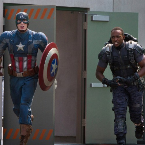 Anthony Mackie says Captain America: Civil War is less of an Avengers movie