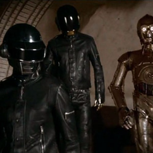 Daft Punk to don Stormtrooper helmets for Grammys performance