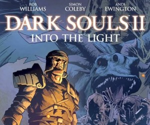 dark souls 2 into the light comic