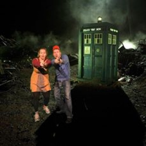 Jet Set Nerd: The Doctor Who Experience