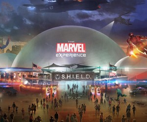 dome the marvel experience
