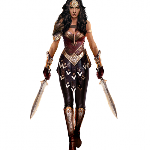 Gal Gadot gets another Wonder Woman concept design for Batman vs. Superman film