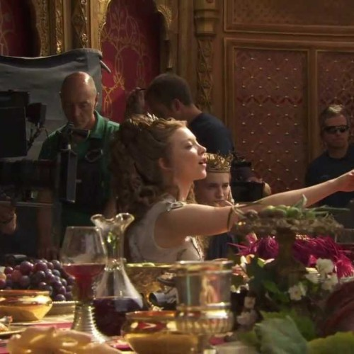 The Red Viper comes to 'Game of Thrones' in new on-set video
