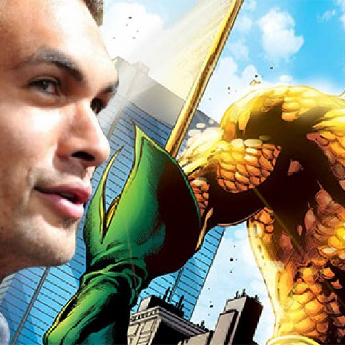 Rumor: Warner Bros actually looking to Jason Momoa to play Aquaman?