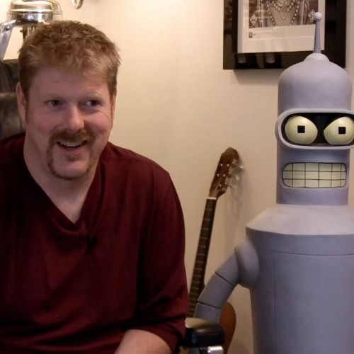 I Know That Voice: Interview with Bender's John DiMaggio