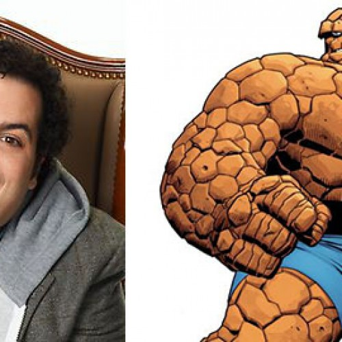 Josh Trank denies rumor of Josh Gad as Fantastic Four's Thing