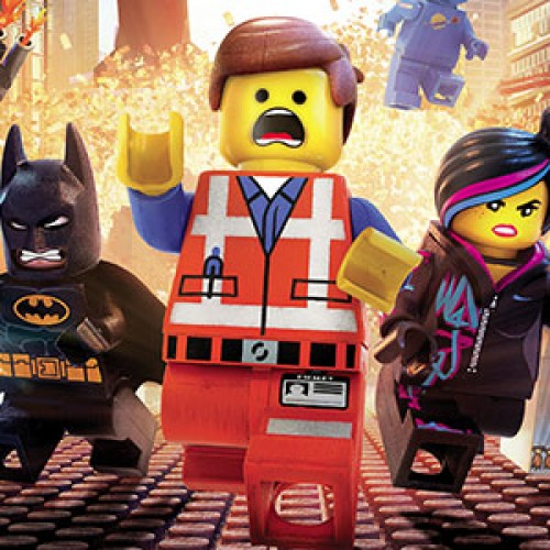 Latest The LEGO Movie trailer parodies Man of Steel