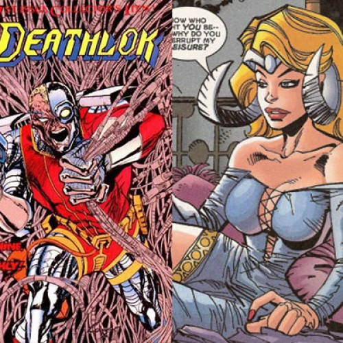 Deathlok and Asgard's Lorelei head to Marvel's Agents of SHIELD