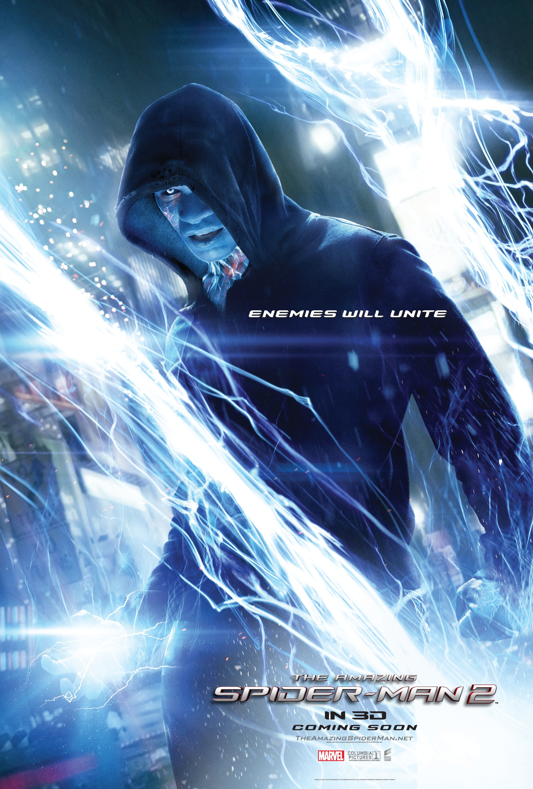 The Amazing Spider-Man 2 gets Electro and Spider-Man ...