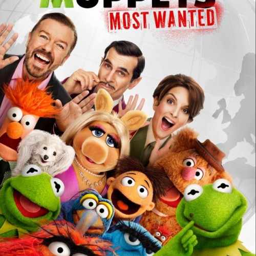 Muppets Most Wanted gets a New Year trailer