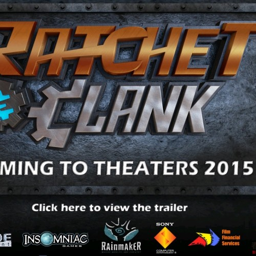 Ratchet and Clank movie coming 2015