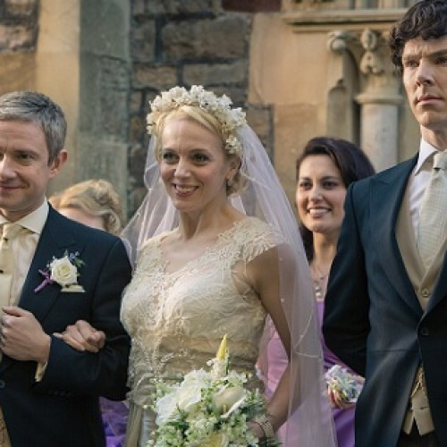 Sherlock: Series 3, episode 2: 'The Sign of Three' review
