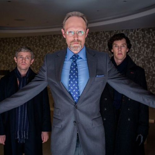 Sherlock: Season 3, episode 3: 'The Last Vow' review