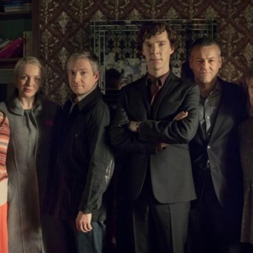 Sherlock: Season 3, episode 1: 'The Empty Hearse' review