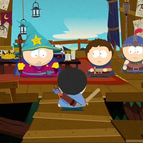 Behind The Scenes with South Park: The Stick of Truth