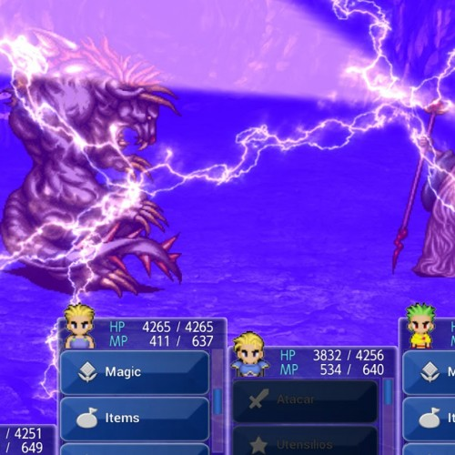 Final Fantasy VI out on Android devices