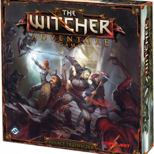 The Witcher gets an adventure board game