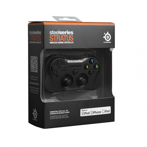 Steelseries Stratus: iOs' first official Bluetooth controller is now available