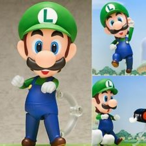 Luigi Nendroid coming this Summer