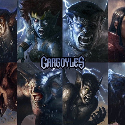 Stream every episode of Gargoyles on YouTube!