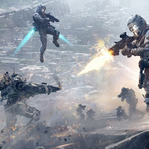 Here's a new Titanfall trailer