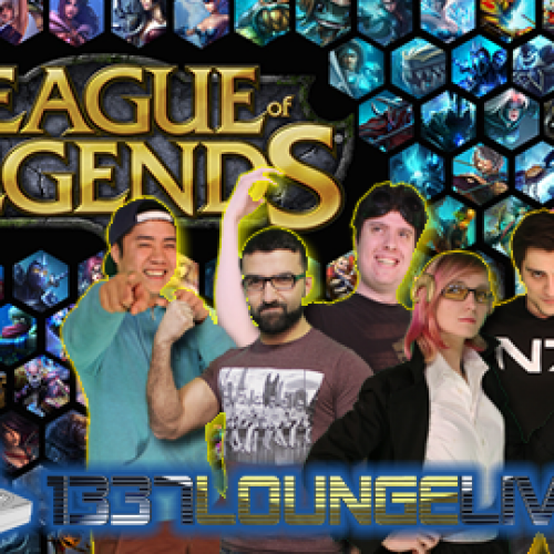 1337LoungeLive now has its League of Legends team