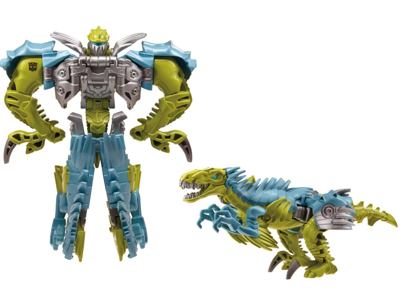 Closer look at grimlock dinobots and others from