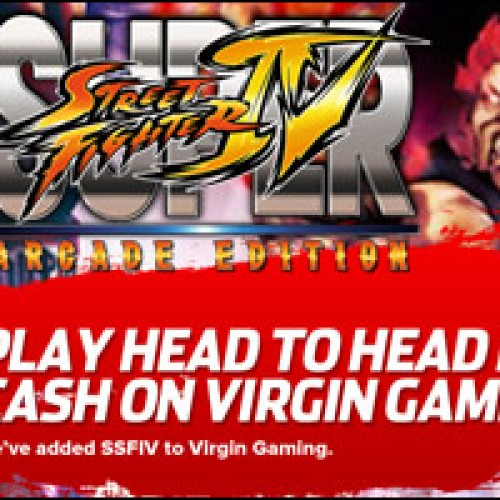 Capcom and Virgin Gaming launch Money Match service – It's live now