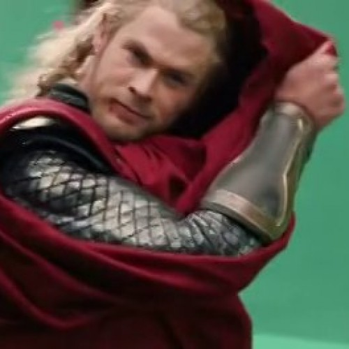 Thor 2 gag reel will crack you up