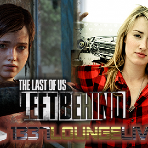 The Last of Us' Ashley Johnson heads to 1337 Lounge Live tonight