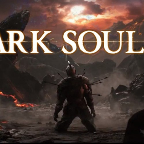Watch 9 minutes of Dark Souls 2 gameplay